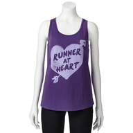 runner at heart shirt