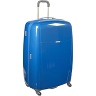 samsonite blue luggage