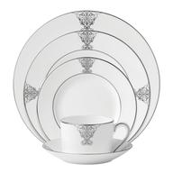 silver ralph lauren china set