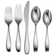 silverware fork spoon