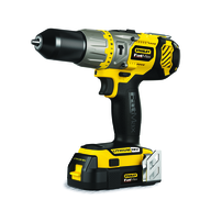 stanley yellow power drill