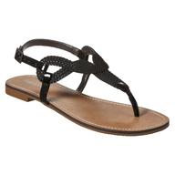 target black sandals