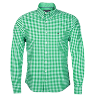tommy hilfiger plaid dress shirt