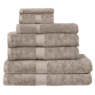 towel rs stack coffee
