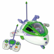 toy story space ship remote