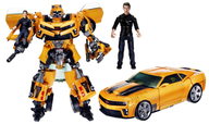 salvage transformers bumblebee