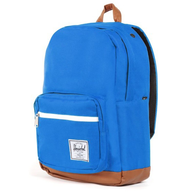 used backpack blue