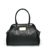 surplus versace italia black handbag