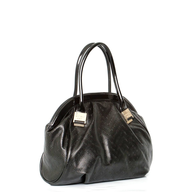 clearance versace italia black purse