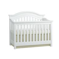 surplus white crib