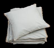 white pillows in bulk