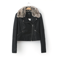 womens black jacket suppliers