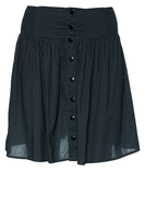 womens navy skirt