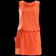 womens orange dress suppliers