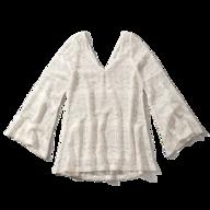 womens white blouse