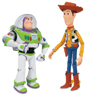 overstock woody buzz dolls