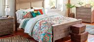 world market farmhouse bedroom