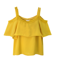 yellow blouse women suppliers
