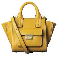 yellow handbag target