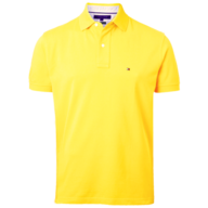 clearance yellow tommy hilfiger polo